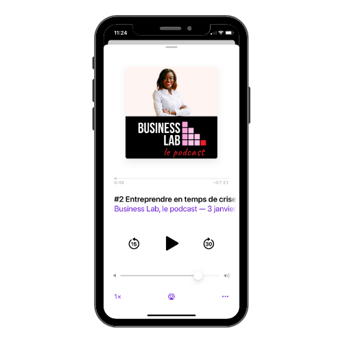 business lab le podcast